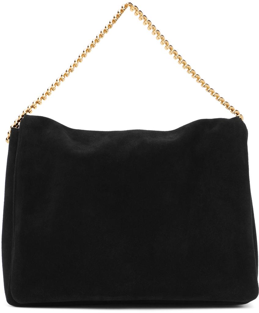 Photo: NEOUS Black Suede Orbit Bag