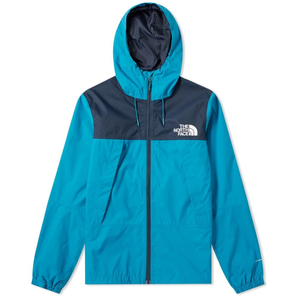 Photo: The North Face 1990 Mountain Q Jacket Crystal Teal
