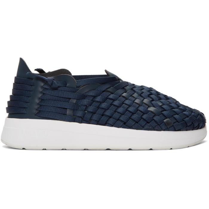Photo: Malibu Sandals  Navy Latigo Sneakers