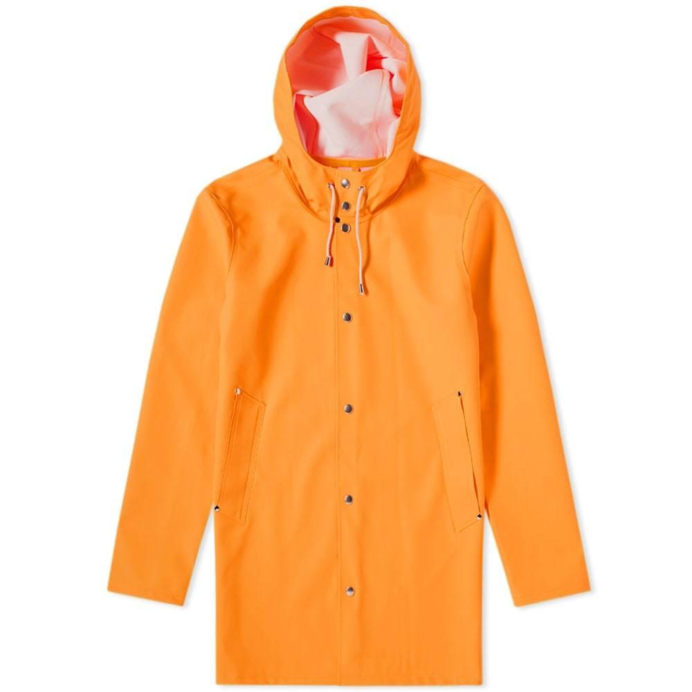 Photo: Stutterheim Stockholm Raincoat Orange