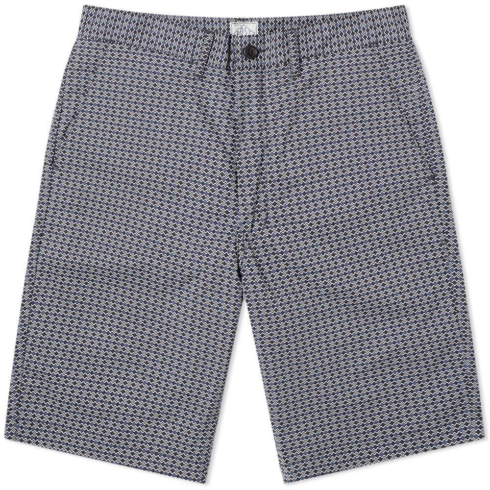 Photo: Post Overalls Cruz Shorts