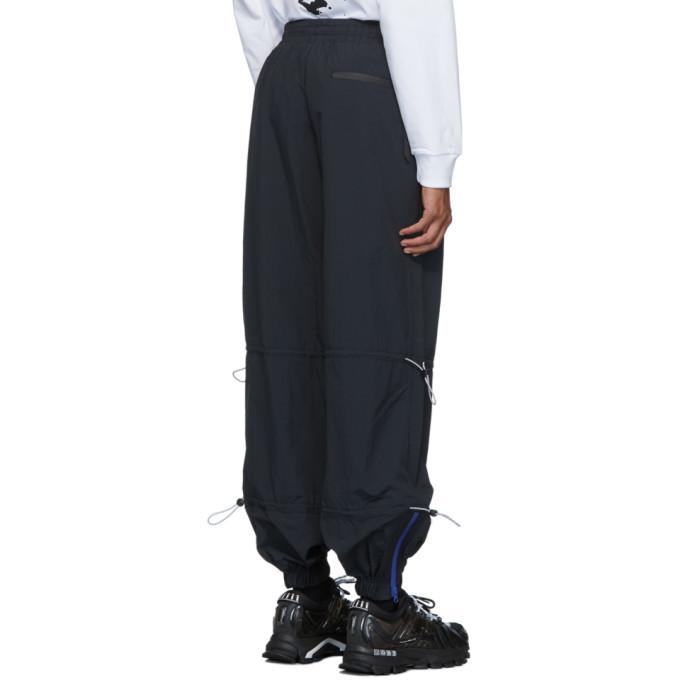 Li-Ning Black Adjustable Track Pants