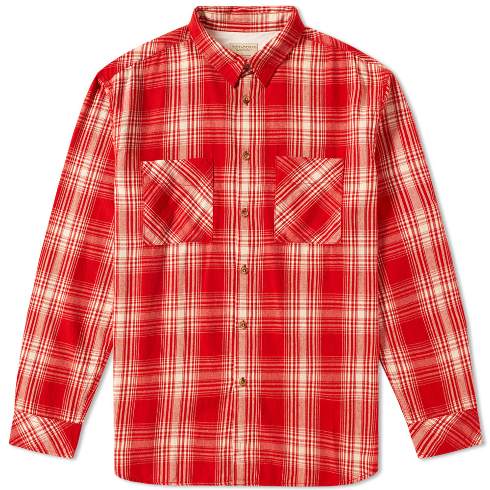 Photo: Nudie Calle Check Shirt