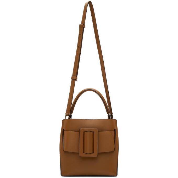 Photo: BOYY Brown Devon 21 Top Handle Bag