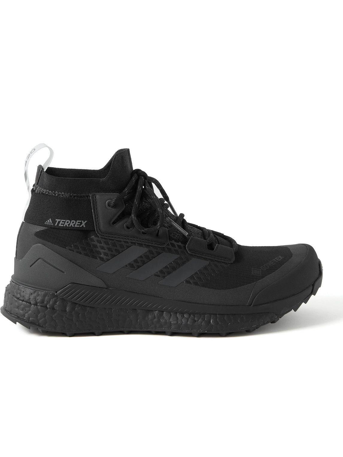 Photo: adidas Sport - Terrex Free Hiker GORE-TEX Hiking Shoes - Black