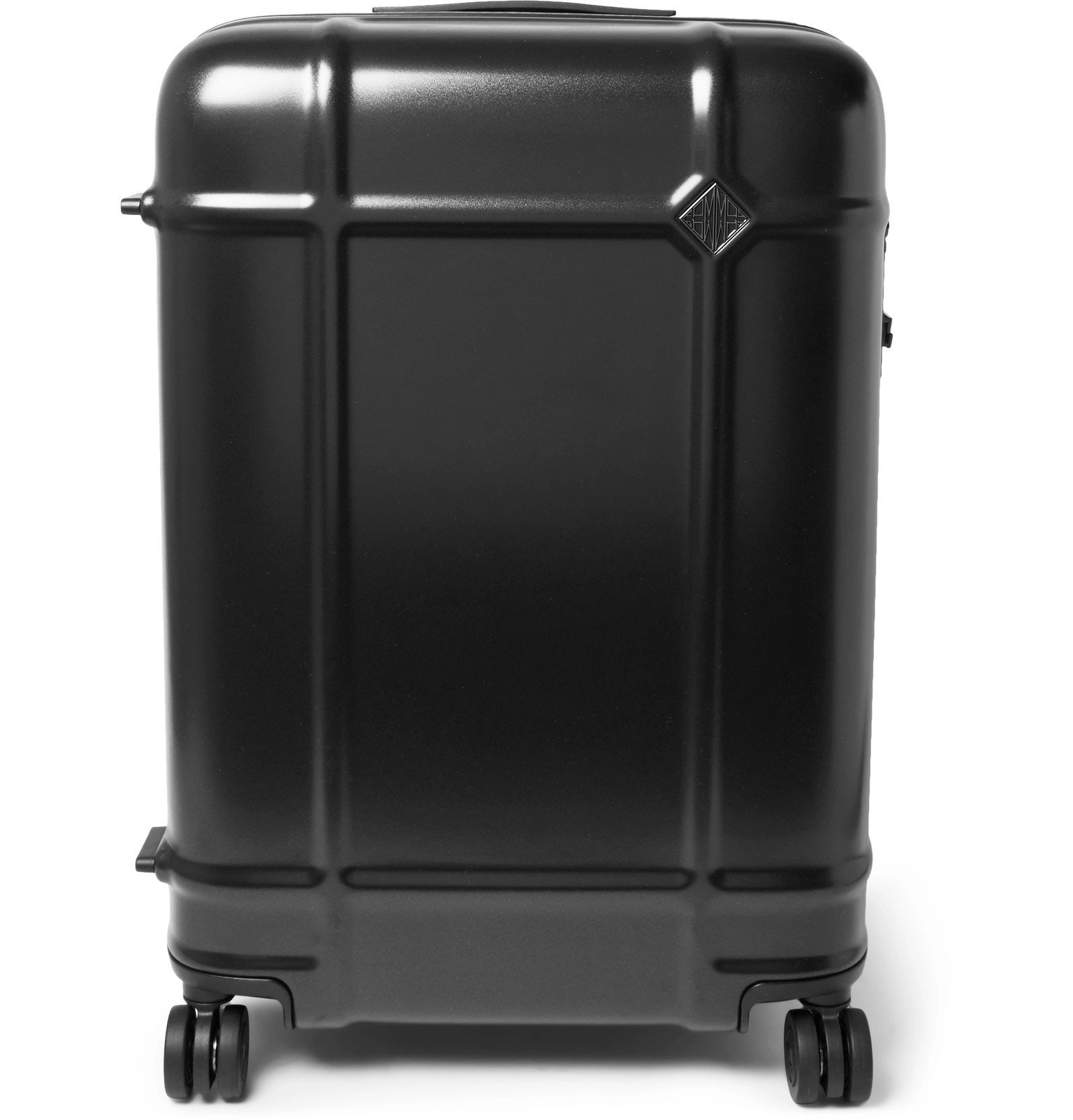 Photo: Fabbrica Pelletterie Milano - Globe Spinner 68cm Polycarbonate Suitcase - Black