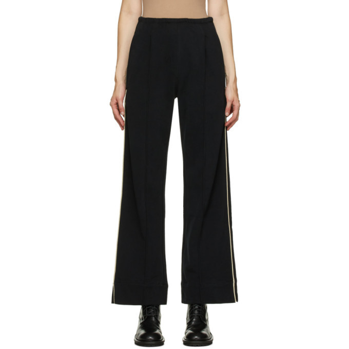 Photo: Ann Demeulemeester Black Grimm Lounge Pants