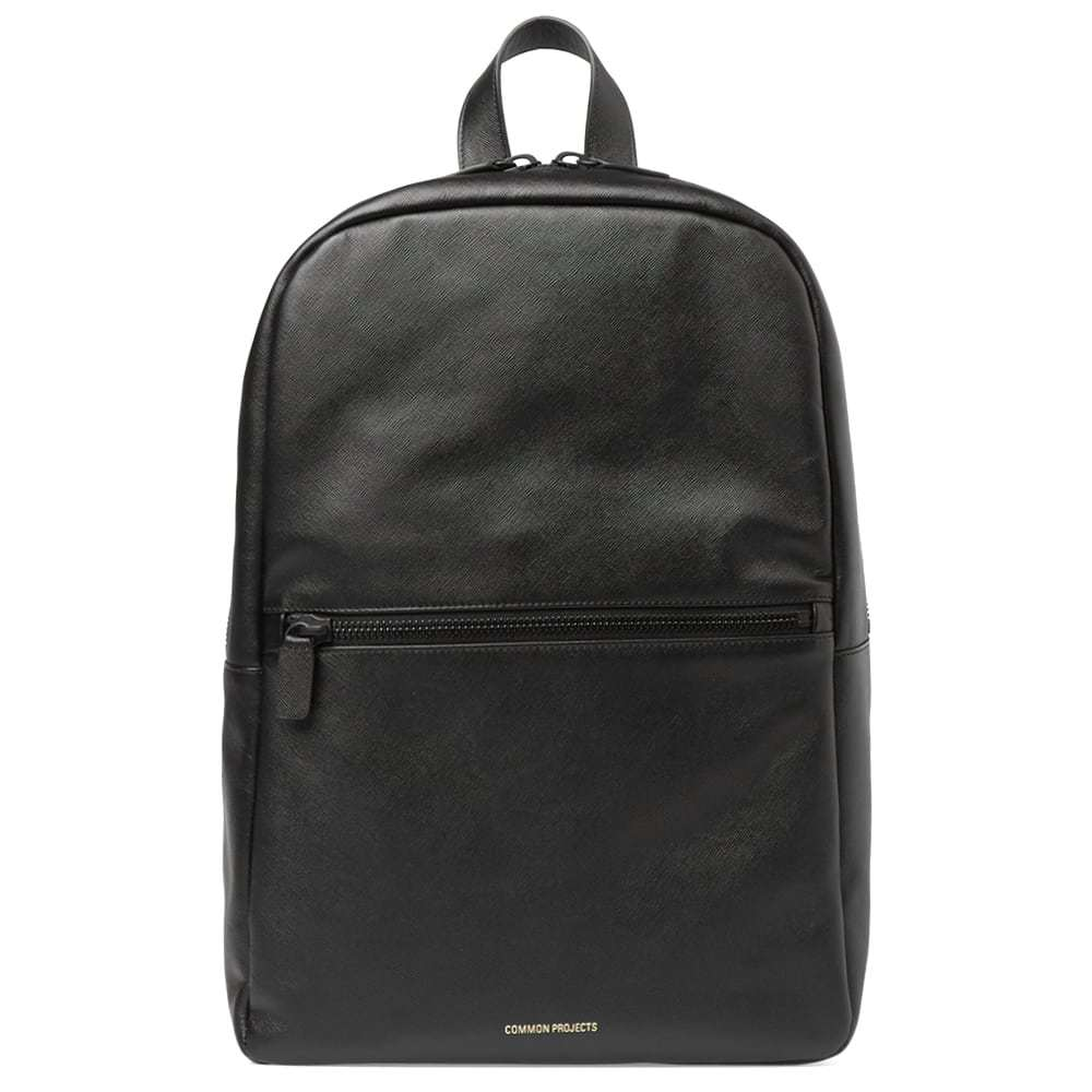 Common Projects Simple Backpack Black
