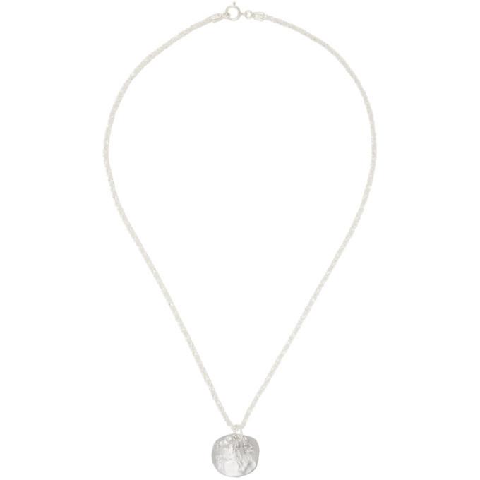 Alighieri Silver A Captured Memory Necklace