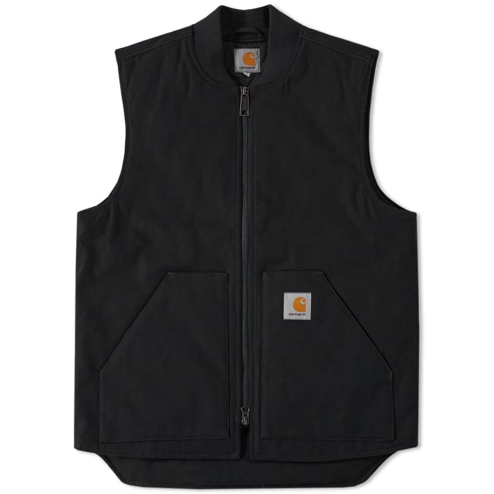 Photo: Carhartt Canvas Work Vest