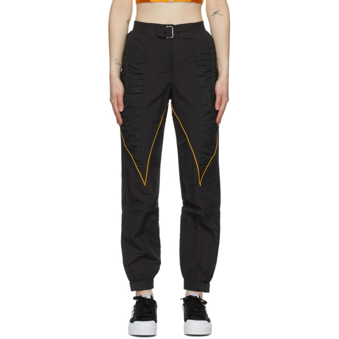 adidas Originals Black Paolina Russo Edition Piping Track Pants