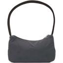 MCQ Black BPM Shoulder Bag