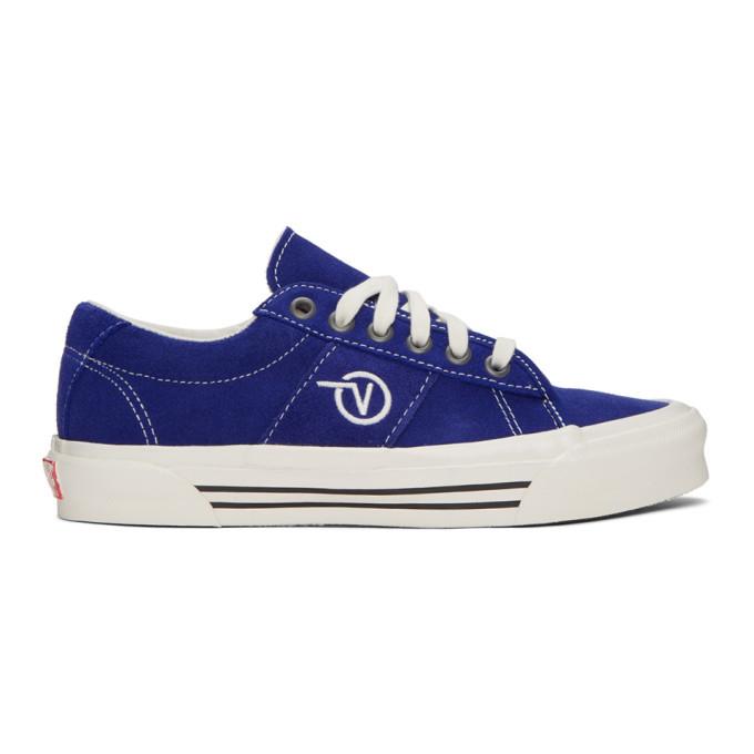 Photo: Vans Blue OG Sid LX Sneakers