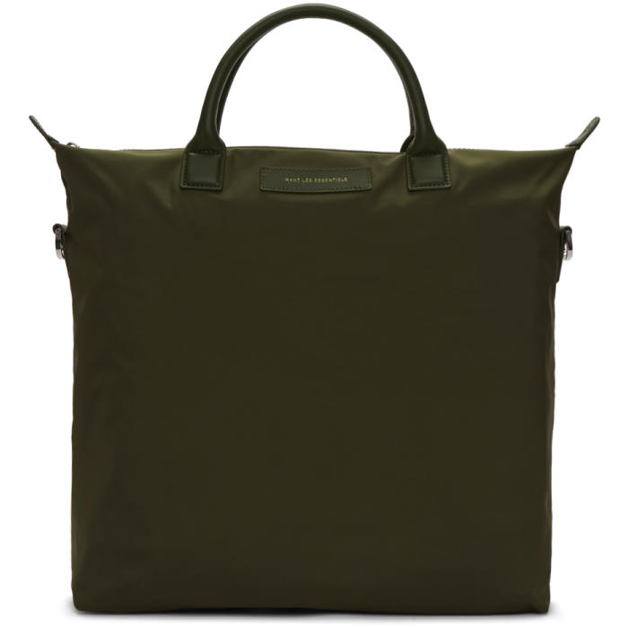Photo: Want Les Essentiels Green OHare Tote