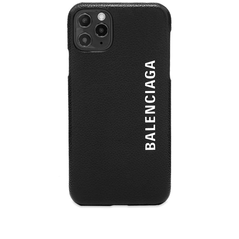 Photo: Balenciaga Cash iPhone 11 Max Case