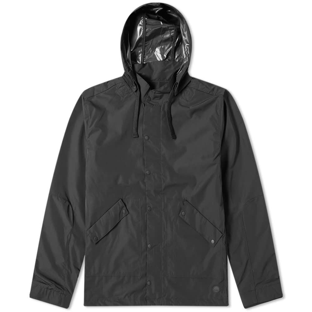 Photo: Folk Hooded Rain Jacket