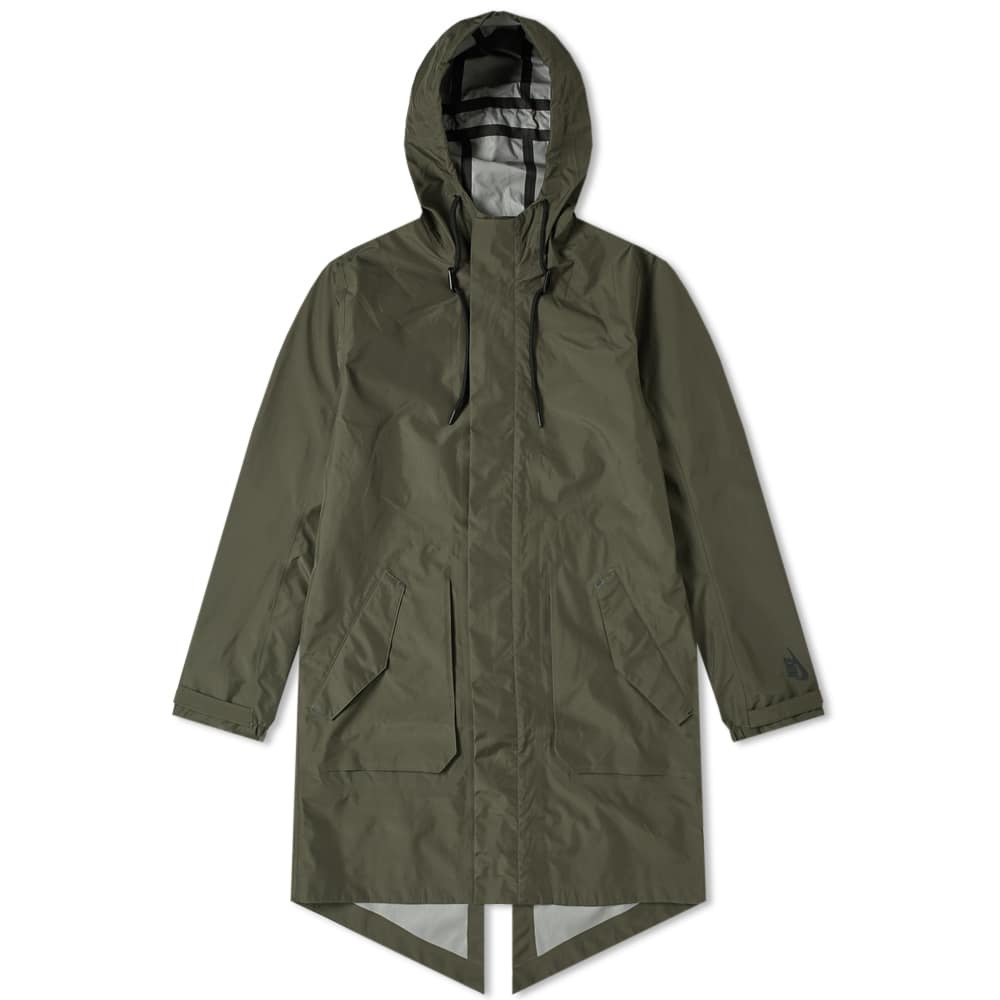 Photo: NikeLab NRG 3 Layer Parka