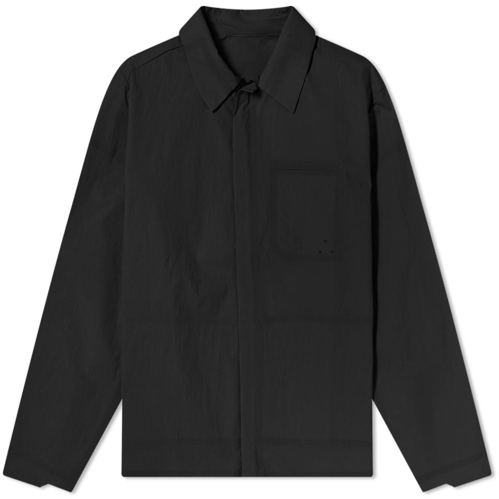 Photo: A-COLD-WALL* Technical Zip Overshirt