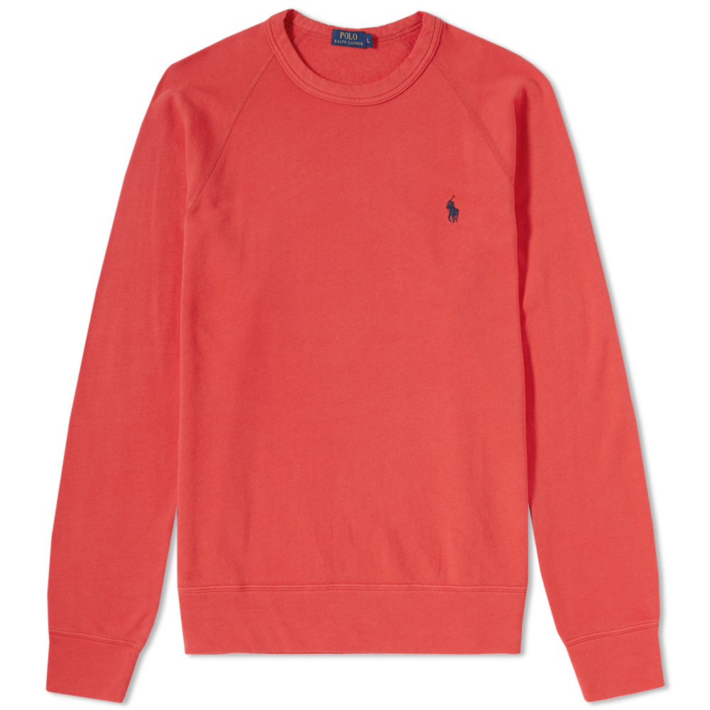 Photo: Polo Ralph Lauren Classic Crew Sweat