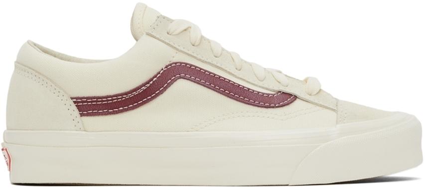 Photo: Vans Off-White Vault OG Style 36 LX Sneakers