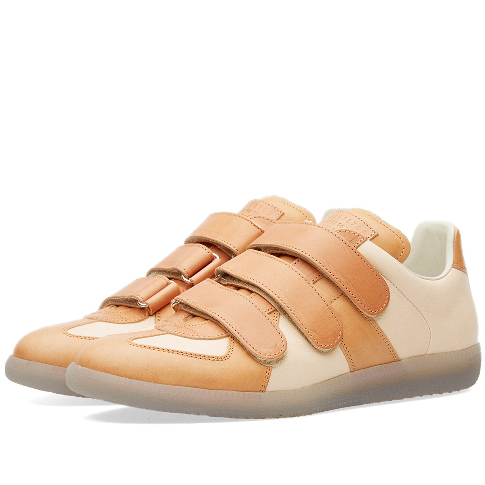 Photo: Maison Margiela 22 Velcro Replica Low Sneaker