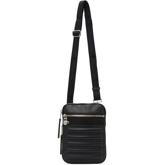 Photo: Diesel Black Rumie Messenger Bag