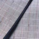 Hanro - Theo Checked Mercerised Cotton Robe - Men - Gray