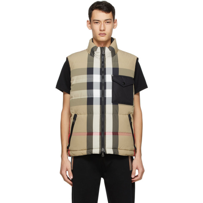 Photo: Burberry Reversible Recycled Down Vest