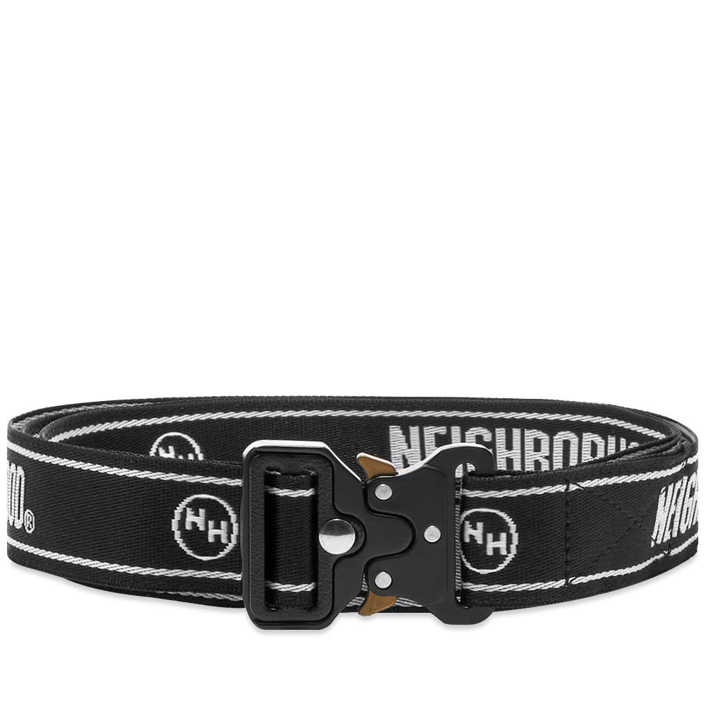 Photo: Neighborhood Logo Belt