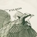 Filson Bird Print Logo Tee