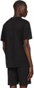 Hugo Black Rose T-Shirt