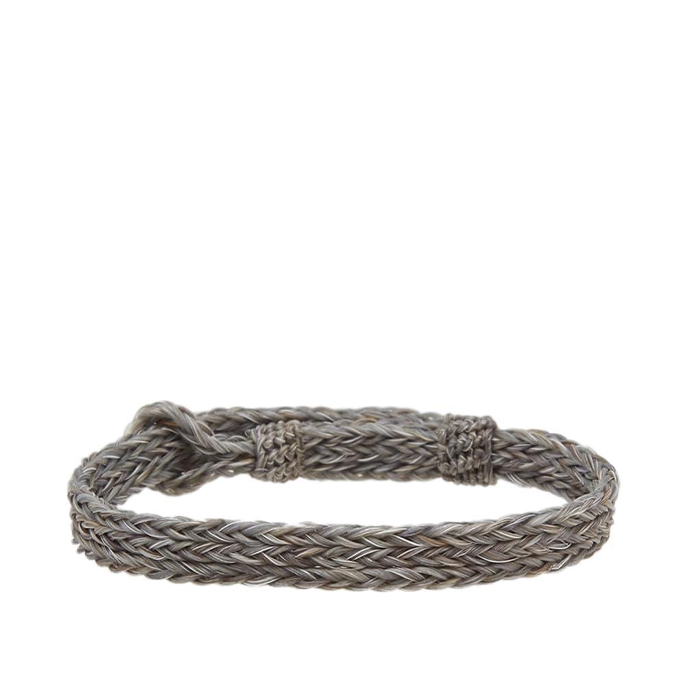 Photo: Chamula Braided Horsehair Bracelet