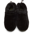Aries Black Suicoke Edition Ron Loafers