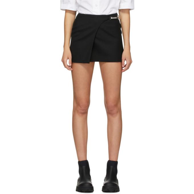 Photo: 1017 ALYX 9SM Black Cube Chain Miniskirt