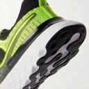 NIKE RUNNING - React Infinity Run 2 Flyknit Sneakers - Black