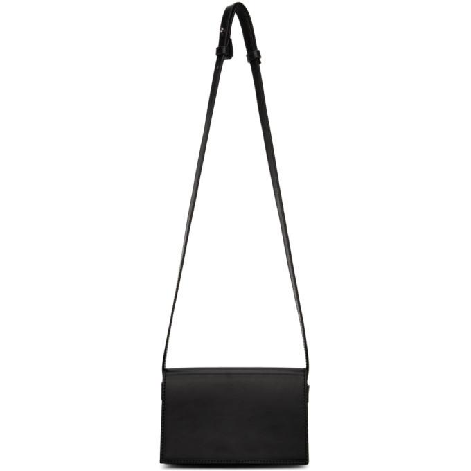 Photo: Lemaire Black Mini Satchel Bag