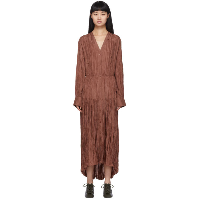 Photo: Joseph Brown Silk Habotai Falco Dress