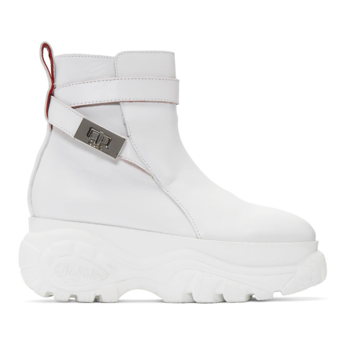 Photo: 032c White Buffalo London Edition Jodphur Boots