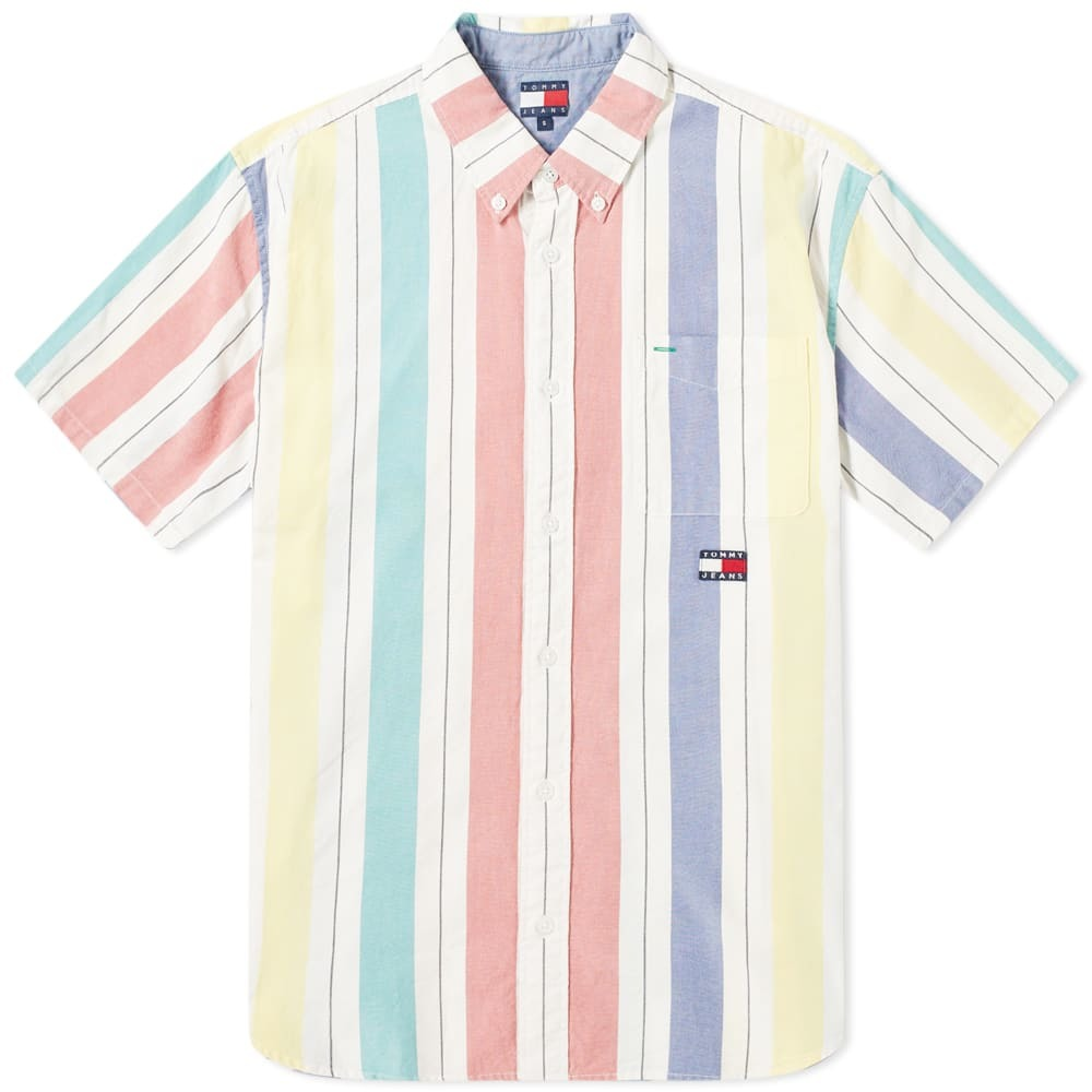 Photo: Tommy Jeans Summer Stripe Shirt