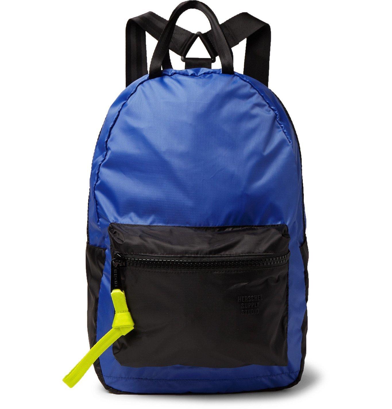 Photo: Herschel Supply Co - HS6 Ripstop Backpack - Blue