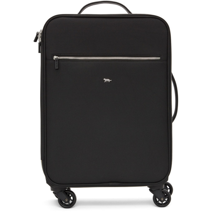 Photo: Tiger of Sweden Black Bight Suitcase
