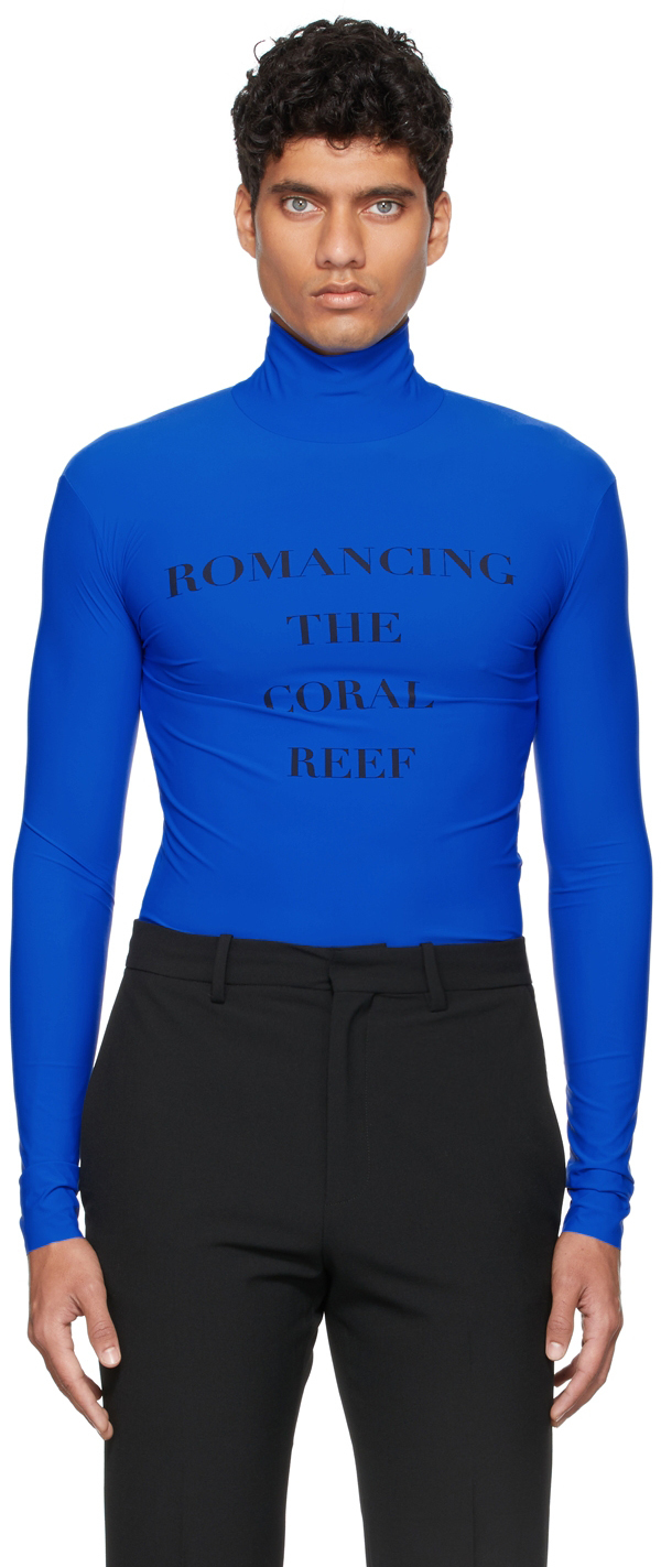 Photo: Botter 'Romancing The Coral Reef' Turtleneck