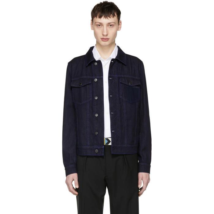 Photo: Prada Blue Denim Jacket