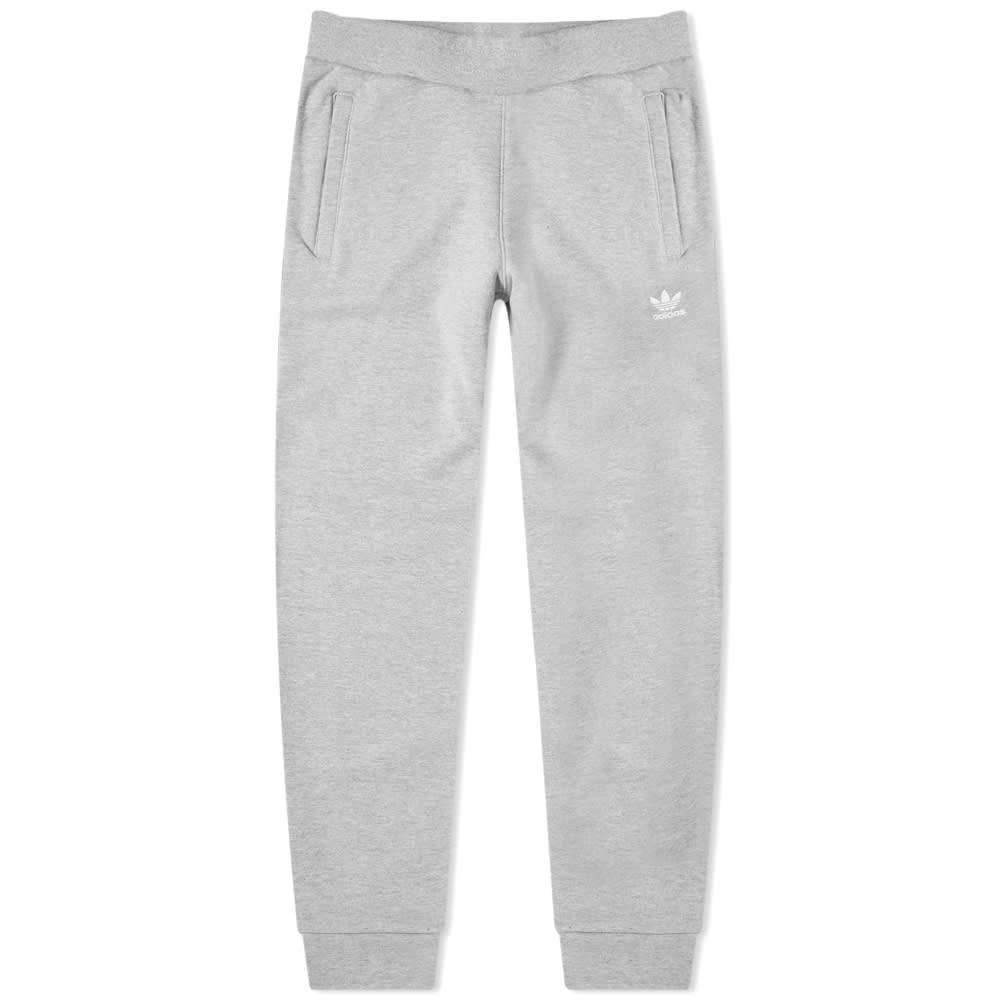 Adidas Trefoil Pant Medium Grey Heather