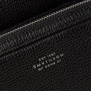 Smythson - Full-Grain Leather Backpack - Black