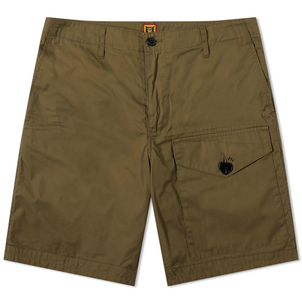 Photo: Human Made Military Shorts