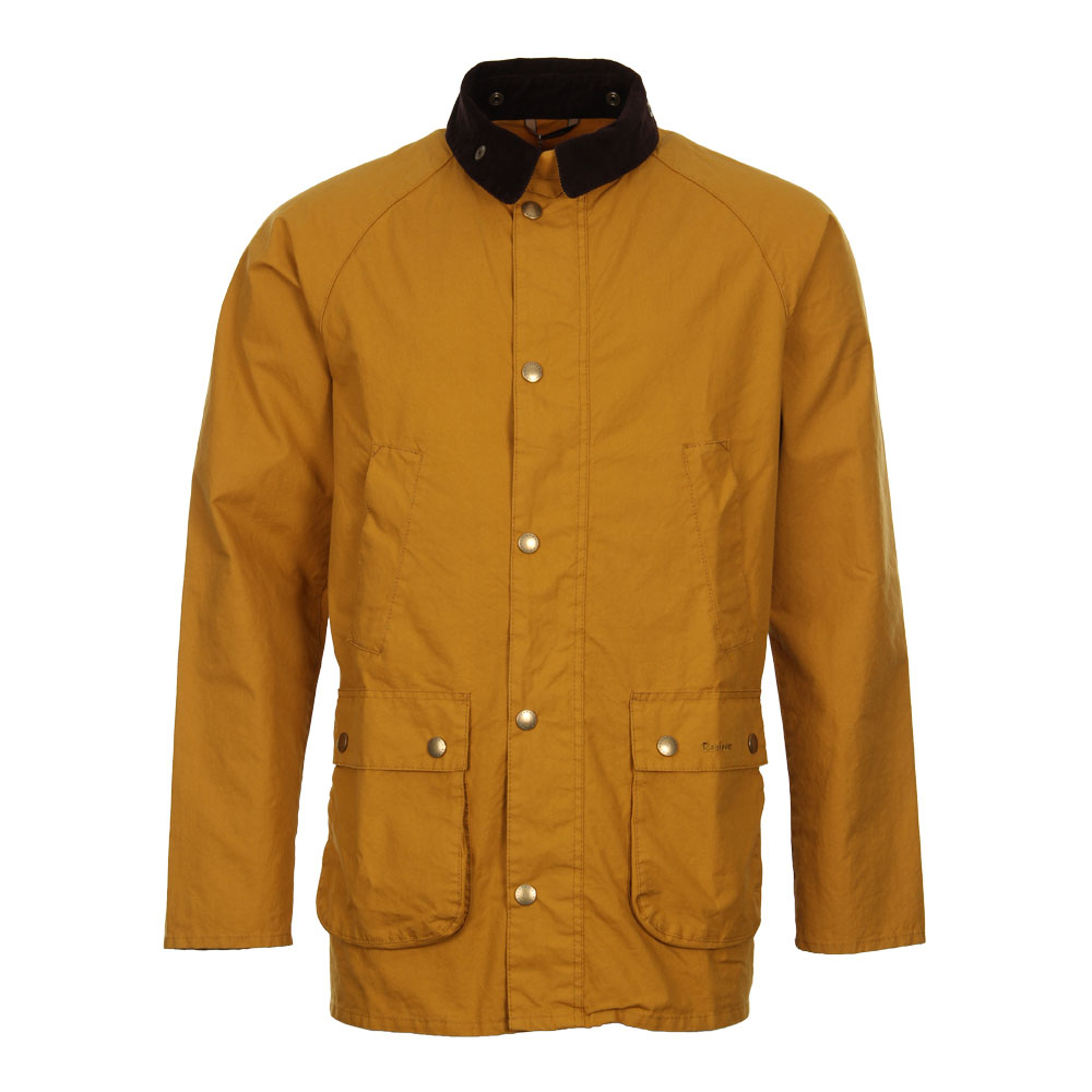 Photo: Bedale Jacket - Washed Mustard