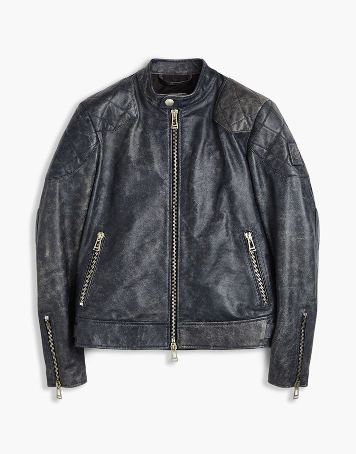 Belstaff The Outlaw 2.0 Blue
