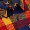 RRL - Checked Wool-Twill Overshirt - Multi