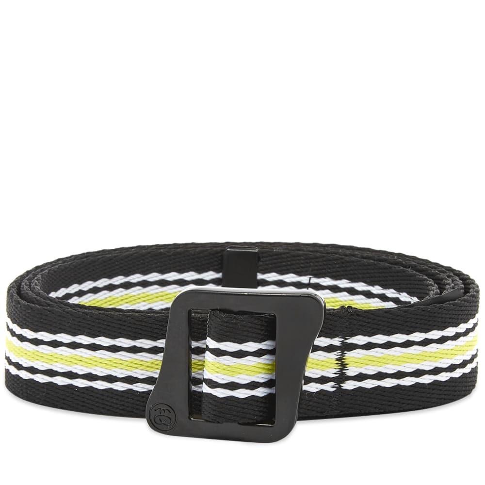 Photo: Stussy Striped Climbing Web Belt
